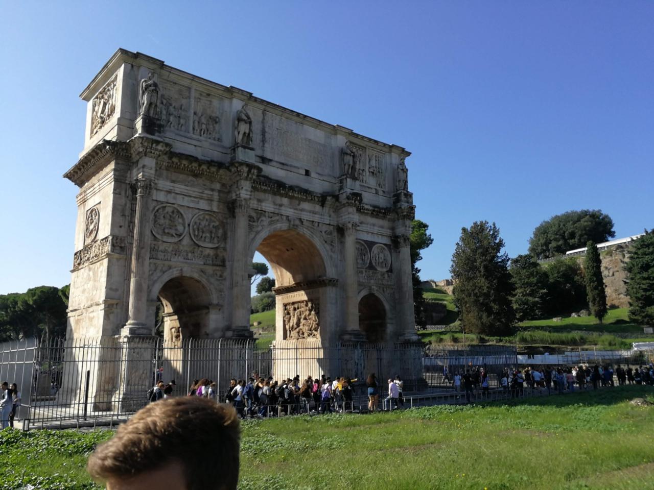 Arcul lui Constantin Roma