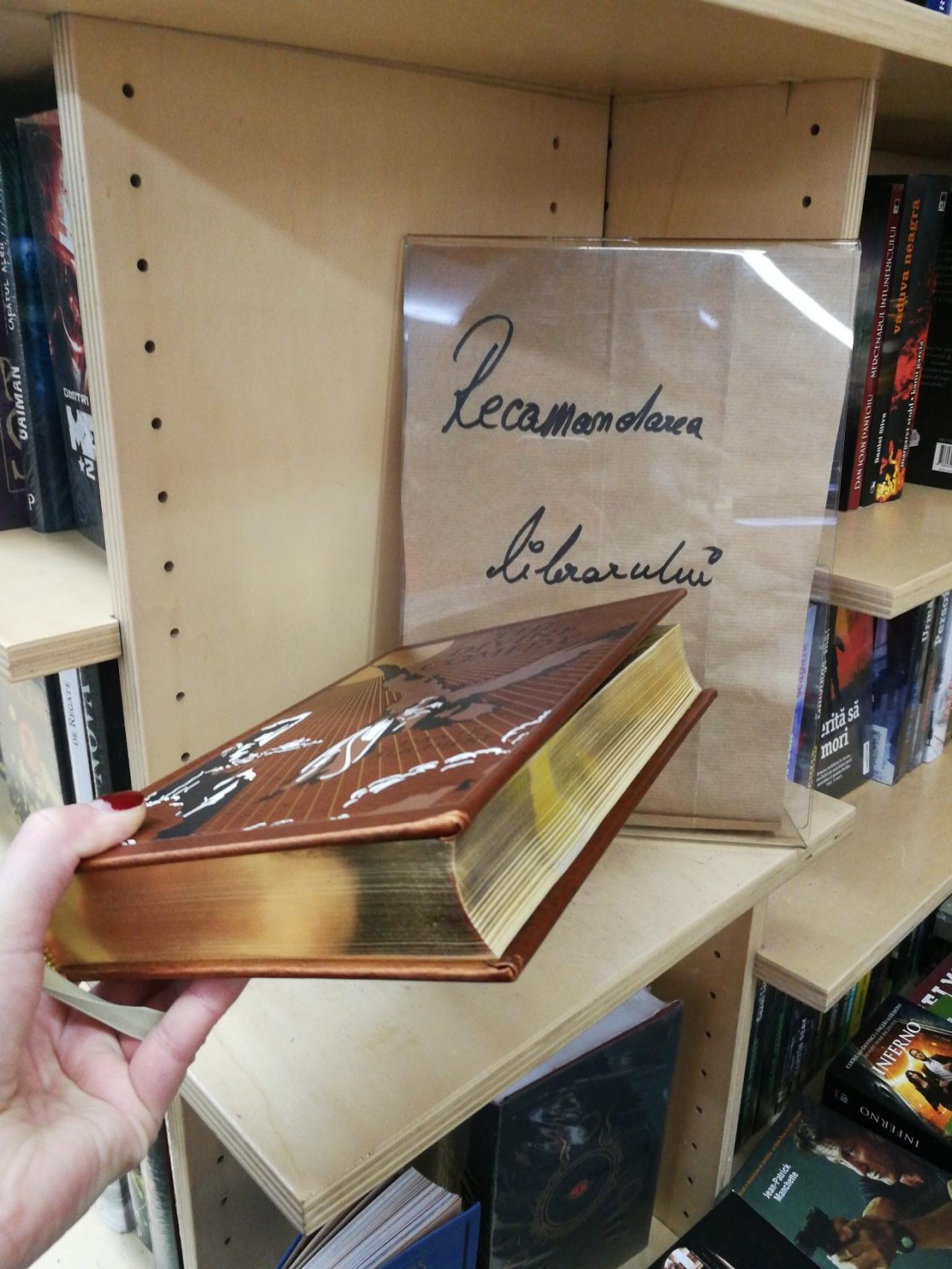 Recomandarea librarului