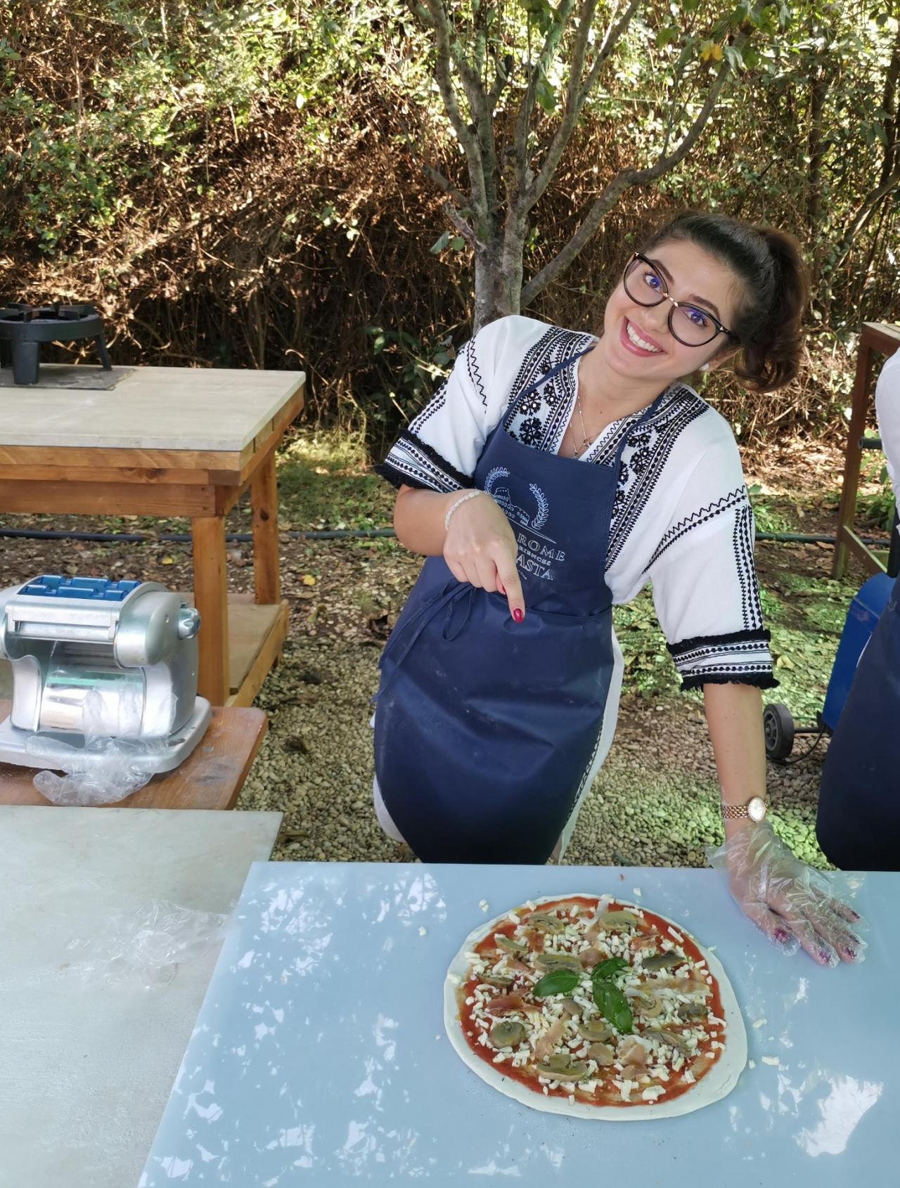Curs pizza - Roma Italia