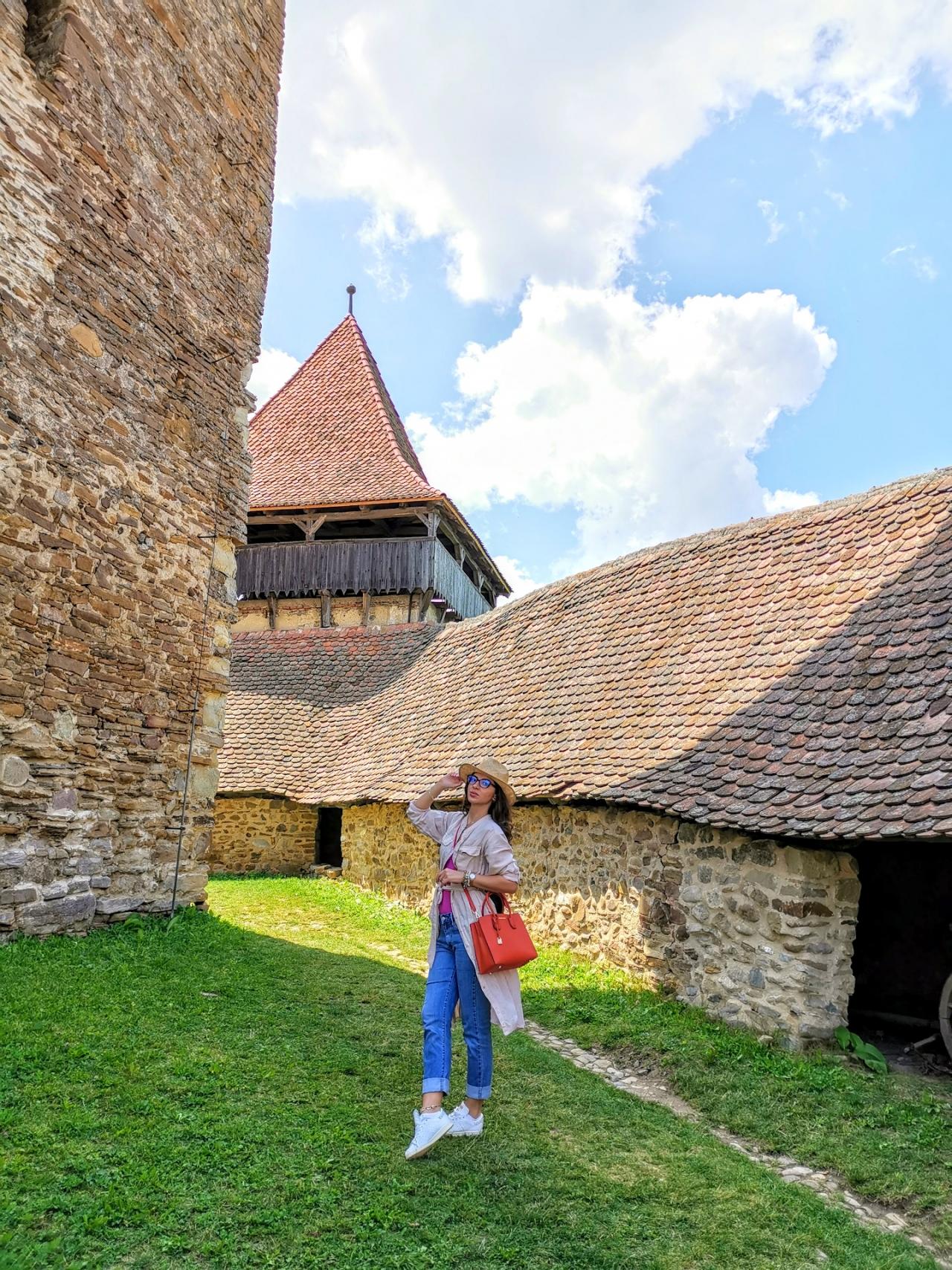 Turn biserica Viscri