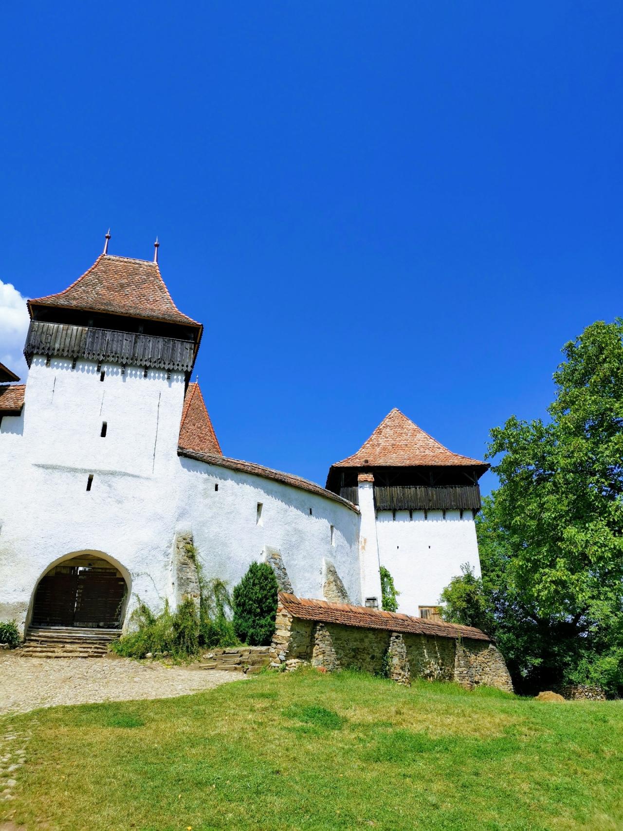 Biserica fortificata Romania
